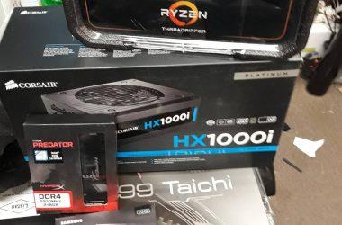 komputer AMD Ryzen Threadripper 2990WX