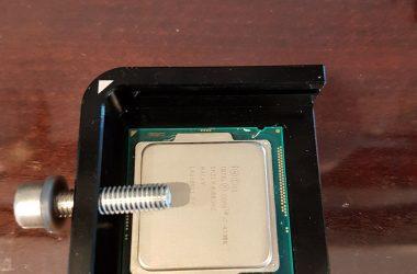 procesor Intel Core i7-4790K skalpowanie RED SYSTEMS